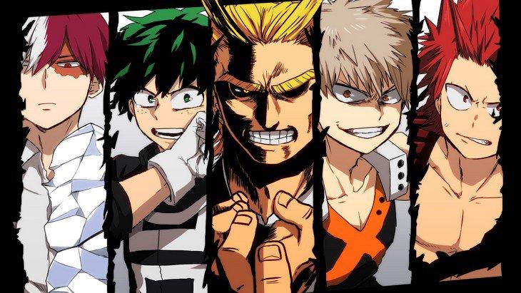 """theorie manga: """"Le traite de Yuei?"""" (MY HERO ACADEMIA)"""