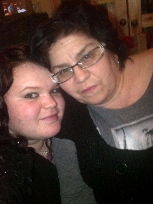moi et ma mama
