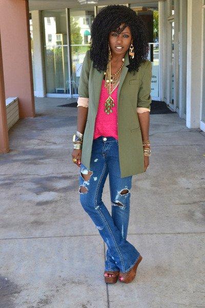 Sans doute la styliste noire la plus talentueuse du moment STYLE PANTRY