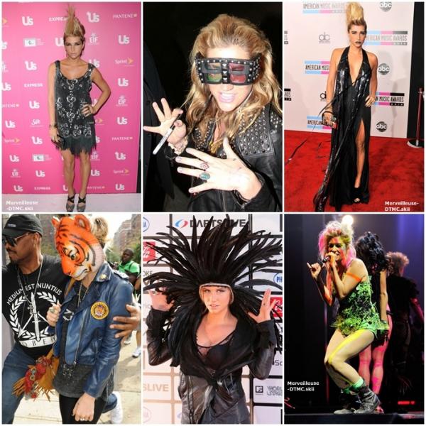 OH MY GOOD !! Mais il faut que tu fasse quelque choses  Kesha c'est HORRIBLE !! . Alors Top ou Flop ??