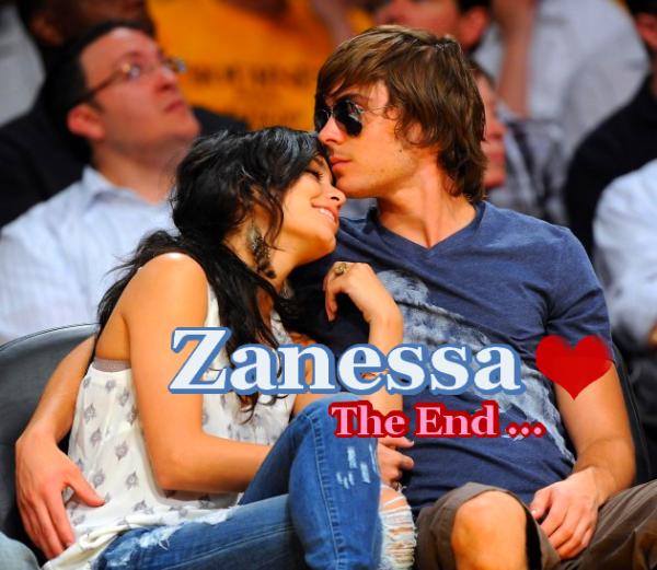 Zanessa : La Fin D'Une Histoire D'Amour