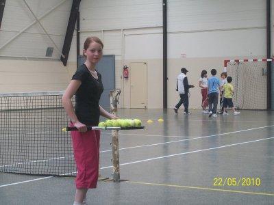 ! Moi & le tennis !