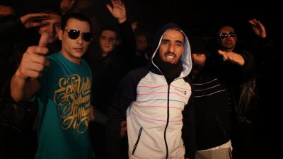 """une soirée du tournage du clip """"GHETTO"""" sigma feat ismael!!!sortie du clip et du son prevue pour debut mai 2011"""