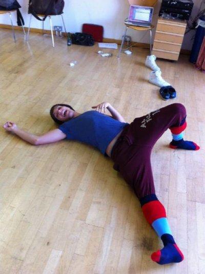 One Direction : Ils se préparent pour la tournée (Photos)