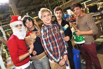 One Direction : Up All Night, la séance de dédicaces (Photos)