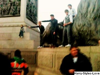 One Direction : One Thing, le tournage (Photos)