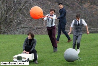 One Direction : One Thing, le preview (Vidéo)