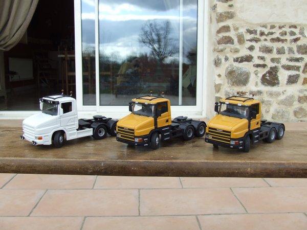 Les trois frères Scania