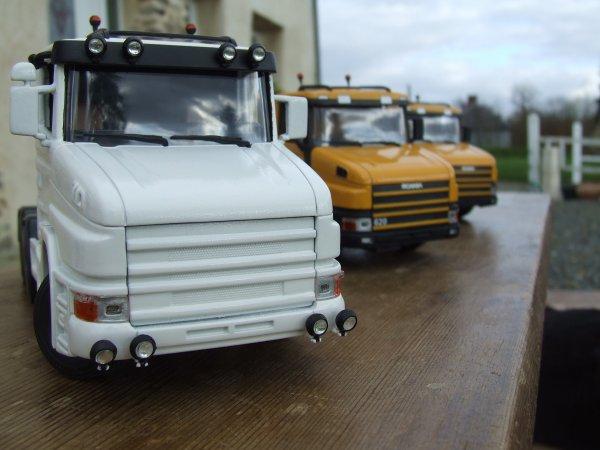 Mon dernier Scania...