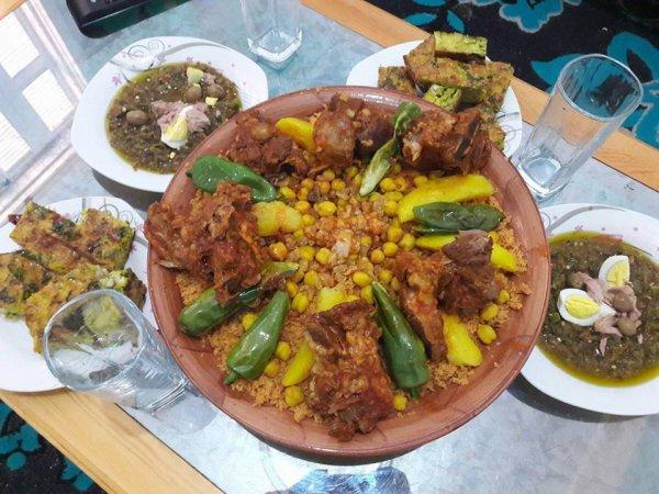 Bon Appétit ; Couscous Tunisien