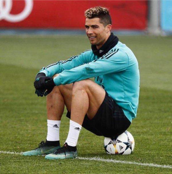 Cristiano Ronaldo 💪