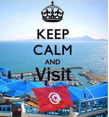Bienvenue mes Amies en Tunisie