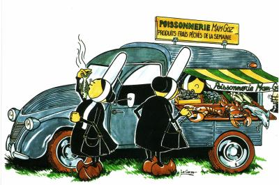 image drole bretonne