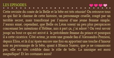 La Bella e la Bestia (rai, 2014)