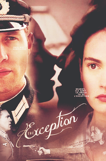 TRAHISONS (The Exception)