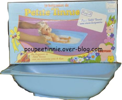 La baignoire Petite tinnie Raynal Jamarex