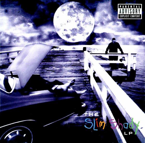 ► THE SLIM SHADY LP