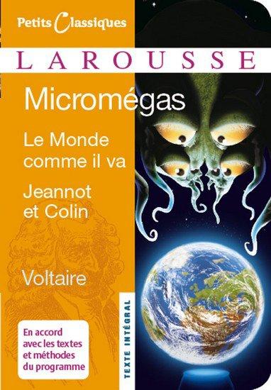Résumé: Micromégas , le livre