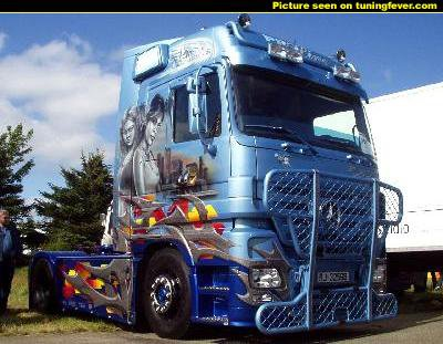 mercedes actros megaspace blog sur le tuning camion et mon camion que. Black Bedroom Furniture Sets. Home Design Ideas