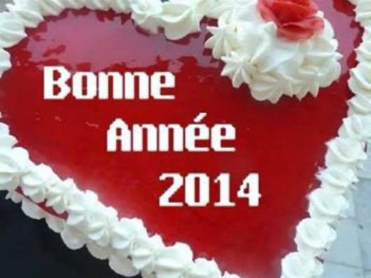 je vient vous souhaitez tout mais meilleur voeux et une tres belle année 2014 pleins de bonne chose bisous <3