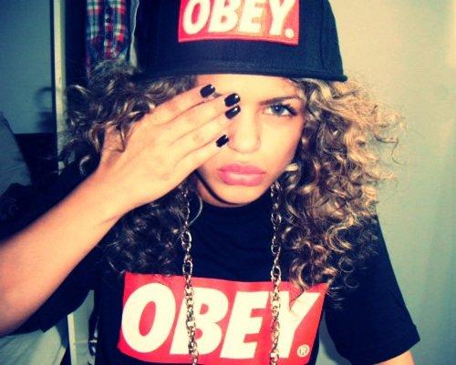 Obey. ♥