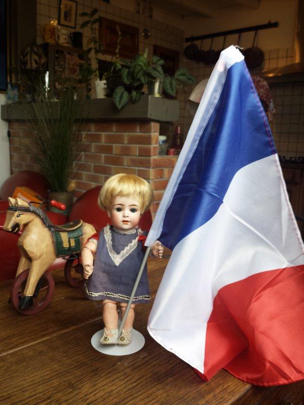 Bon 14 juillet ! et  Vive la France