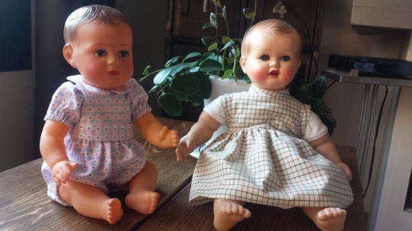 bébé raynal à la cherche d'un corps ancien !  ou demande d' infos sur la taille du corps d'origine. Merci