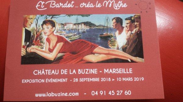 Expo Brigitte Bardot 1