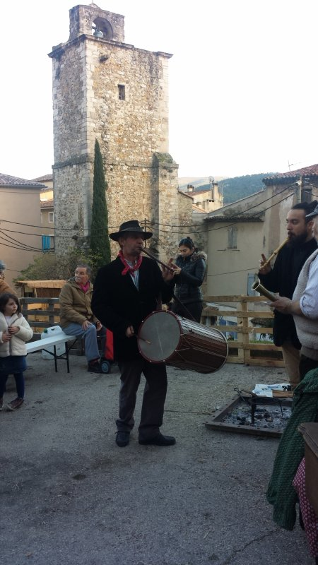 Marché de Noël à Auriol