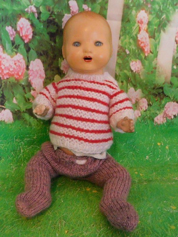 recherche petit corps bébé jambes torses pour adapter à bambino tête incassable