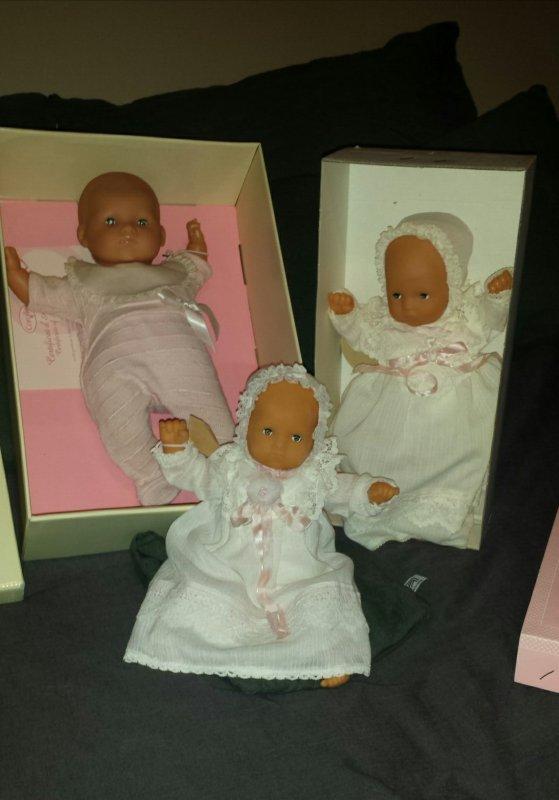 C'est l'anniversaire des bébés COROLLE 40 ans ! ils ont fait le bonheur de mes filles
