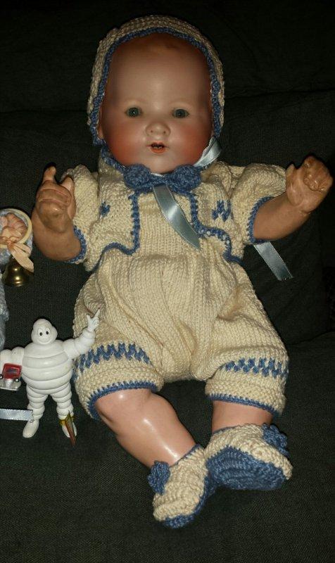 comme Judylomacha  !!!!!!    en écho.....les jolis tricots de Stéphanie