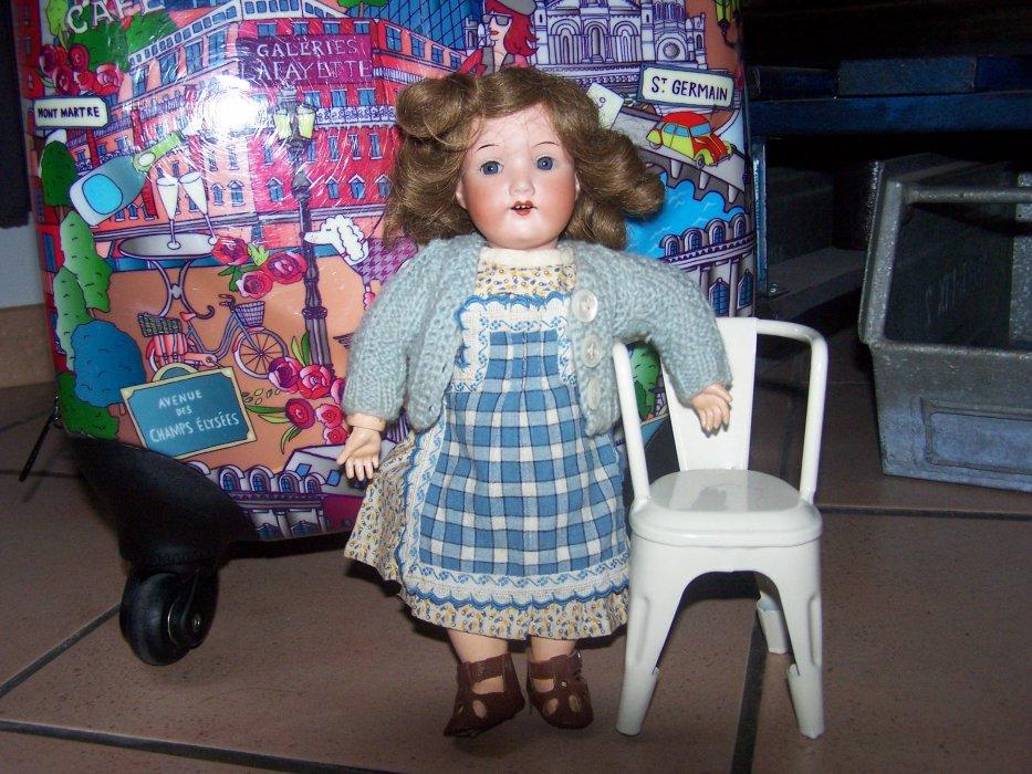 le monde de Bleuette & Loulotte -  celui de Françoise, poupées anciennes, leurs accessoires et mobilier ancien-      BLOG SECRET pour des articles plus perso.