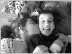 Je ne vois plus ma vie sans eux ... M., S. & A. mes trois petits anges (L)
