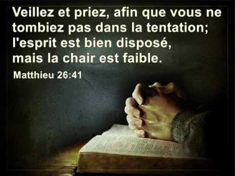 VEILLE ET PRIE...