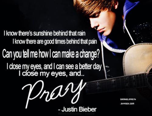 Justin Bieber, Un talent, Une voix, Une étoile ...