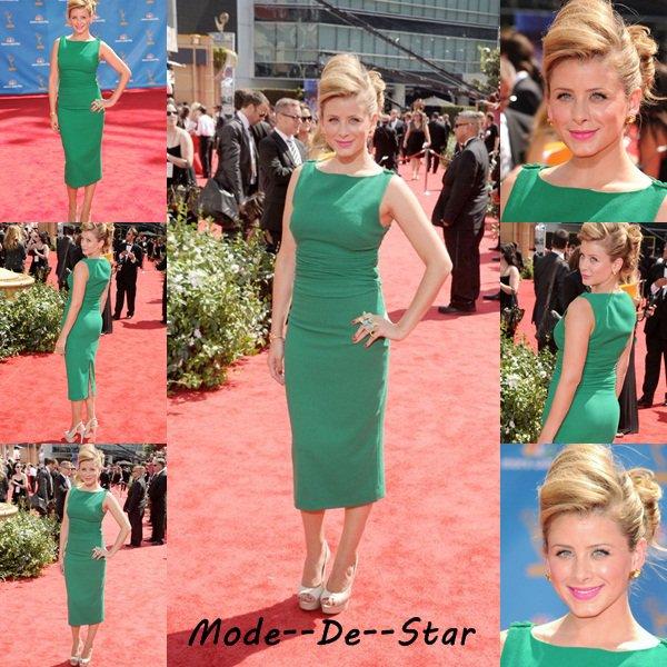 Lauren Bosworth Emmy Awards 2010