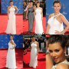 Kim Kardashian au Emmy Awards 2010