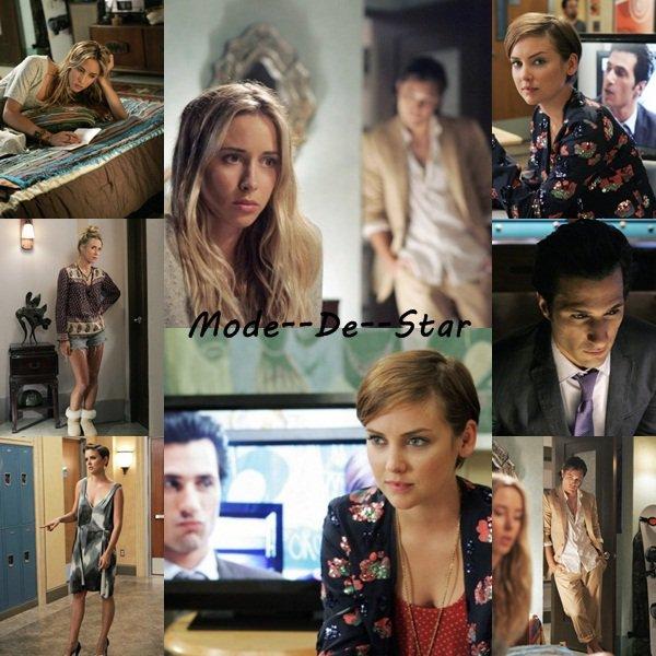 Quelques photos de 90210 saison 3 épisode 02 qui se nomme Age of Inheritance ( Âge d'héritage )