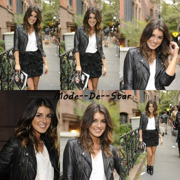 Shenae Grimes au Teen Vogue's Fashion's Night