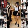 La magnifique Kim Kardashian était avec Kris Jenner sa Mère dans les rue de Londre .