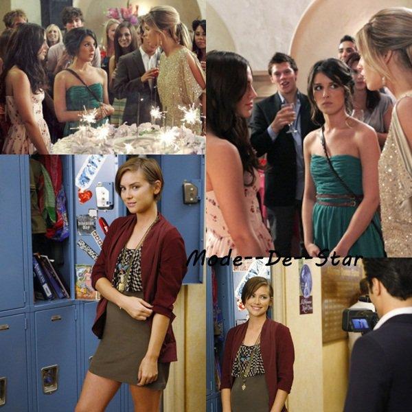Quelques photos de 90210 des prochain épisode :) Perso me tarde Mardi pour voir l'épisode 2 :)