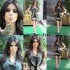 Kim Kardashian a Milan en Italie