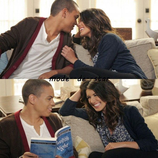 Stills Saison 3 de 90210 / Episode 4 The Bachelors