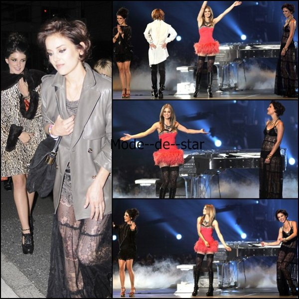 Annalynne Mccord Jessica Stroup Shenae Grimes & Olivia Palermo a Tokyo au Japon Dimanche 6 Mars