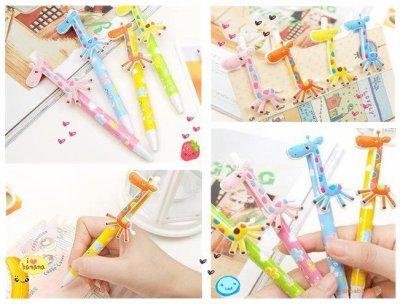 Crayon girafe