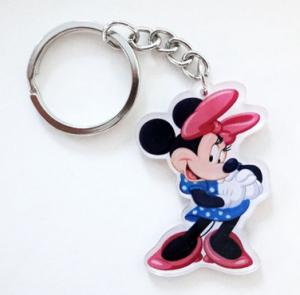 porte clés mickey ou minnie