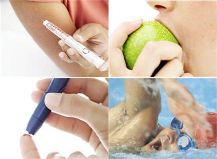 Diabète de type 2 ou diabète non insulino-dépendant :