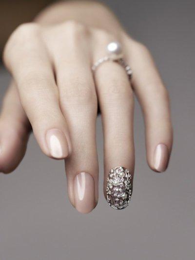 Des ongles parfaits le jour J