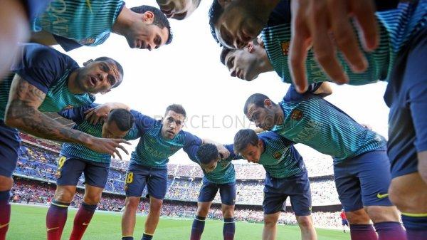 Barçelone 7-0 Oussassouna